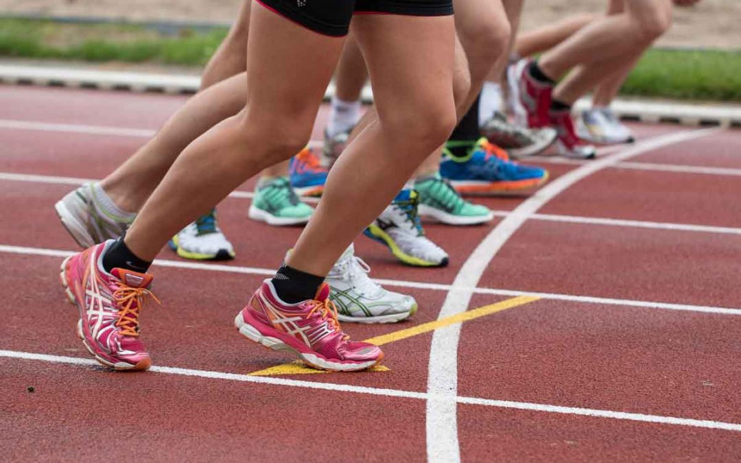 Energie (kcal) en afvallen bij sporters